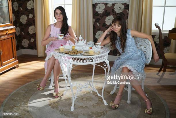 andPRETTY LITTLE LIARS Till Death Do Us Part Seven seasons of secrets come tumbling out in the twohour series finale of Freeforms hit original series...