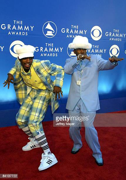 André 3000 and Big Boi of OutKast