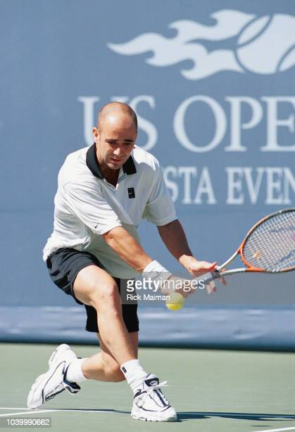 Andr Agassi wins the game 16 63 63 63
