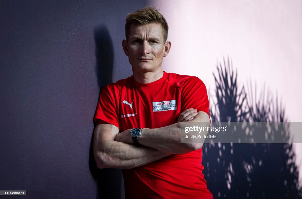 10th Tour of Oman 2019 - Top Riders Press Conference : ニュース写真