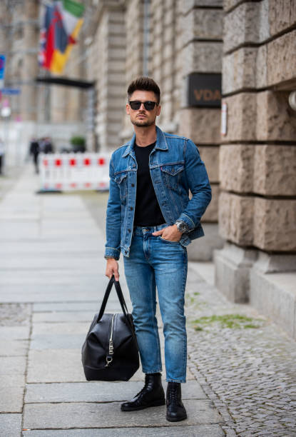 DEU: Street Style - Fashion Week Berlin - September 7, 2021