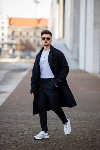 DEU: Street Style - Berlin - February 23, 2021