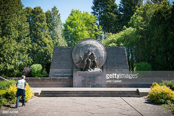 André Maginot Memorial near Verdun, France