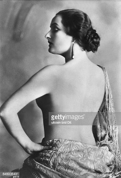 Andra Fern Actress USA *24111894 nude from the back undated Vintage property of ullstein bild
