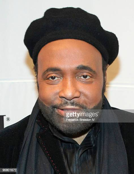 Andrae Crouch attends the 11th Annual Trailblazers of Gospel Music Awards Luncheon at Rocketown on January 15 2010 in Nashville Tennessee