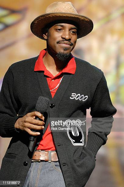 Andre '3000' Benjamin 12591_RD_106JPG during Andre '3000' Benjamin And Cartoon Network Present 'Class of 3000' Premiere Event at The Fox Theater in...