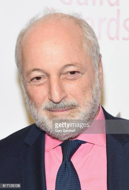 Andre Aciman attends the 2018 Writers Guild Awards at Edison Ballroom on February 11 2018 in New York City