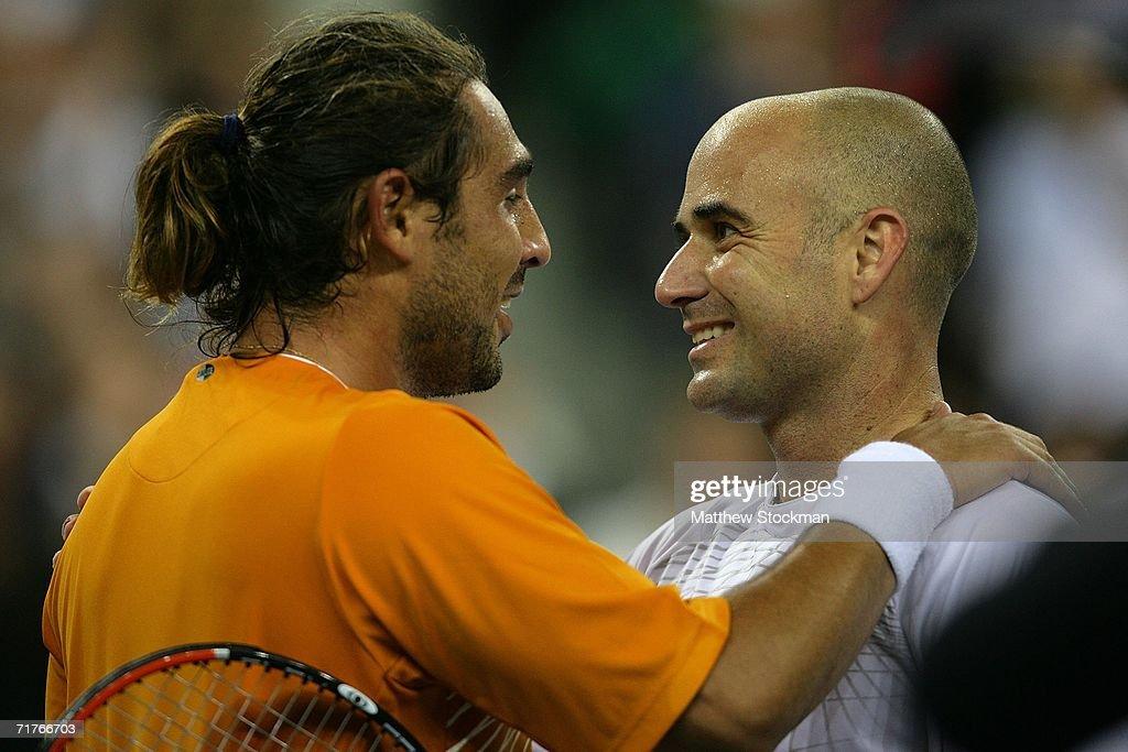 2006 U.S. Open Tennis - Day 4 : ニュース写真