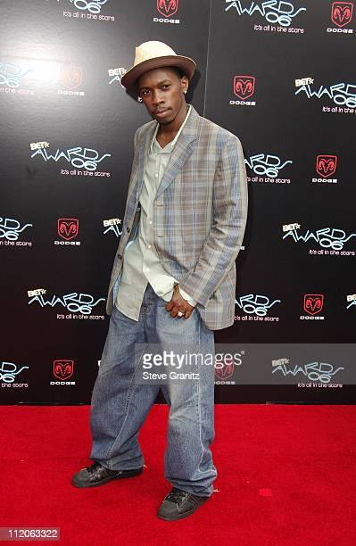 Andre 'Andre 3000' Benjamin during 6th Annual BET Awards Arrivals at Shrine Auditorium in Los Angeles CA United States