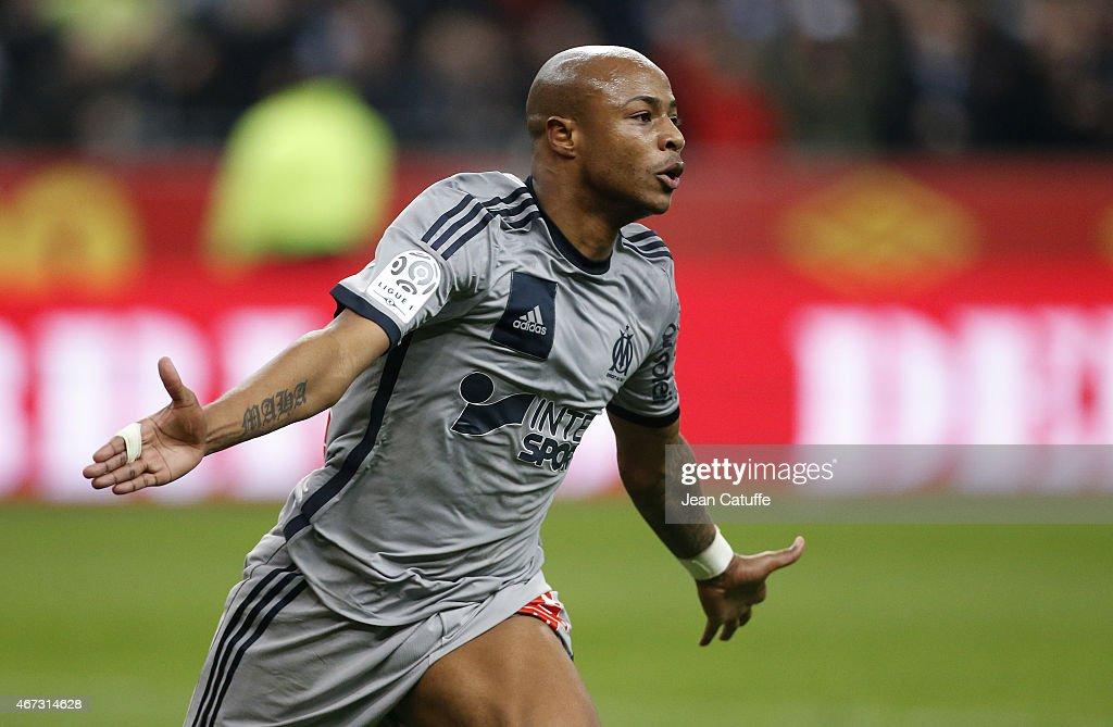 RC Lens v Olympique de Marseille - Ligue 1 : News Photo