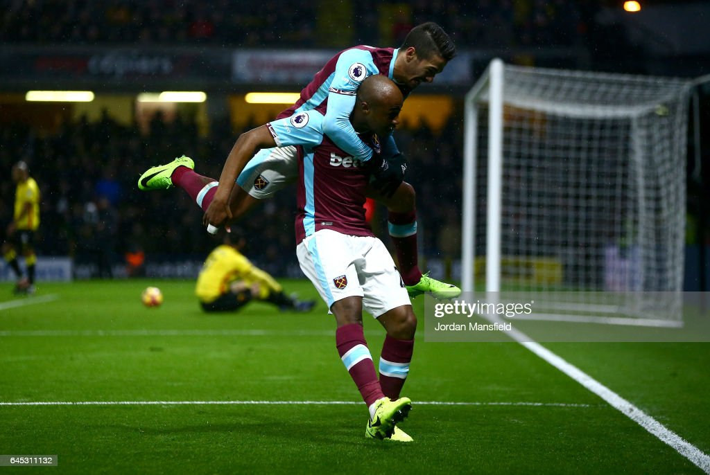 Watford v West Ham United - Premier League : News Photo