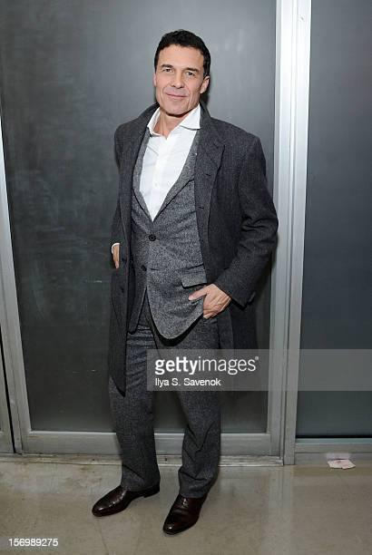 Andre Balazs attends David LaChapelle's Opening Of Still Lifeat Paul Kasmin Gallery on November 26 2012 in New York City