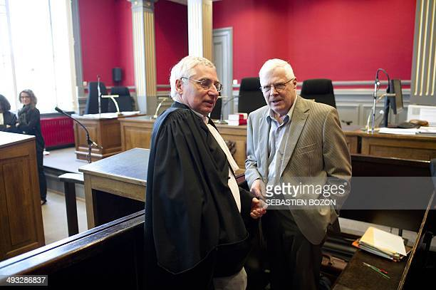 Andre Bamberski , who goes on trial for the abduction in Germany in 2009 of German doctor Dieter Krombach who is responsible of the death of his...
