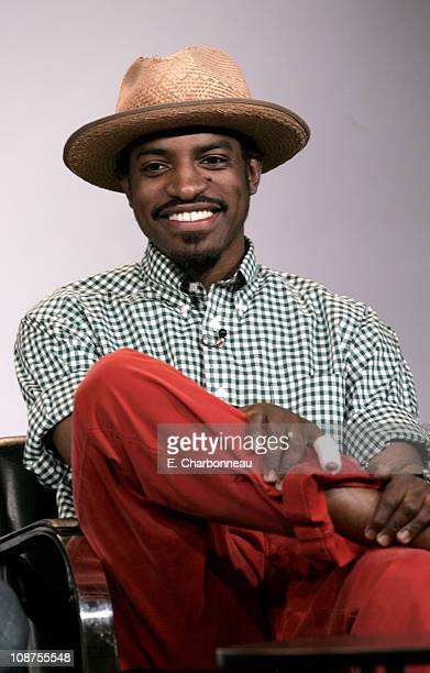 Andre Benjamin CoCreator/Executive Producer of 'Class of 3000' 11493_434jpg