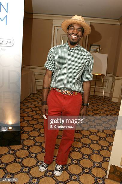 Andre Benjamin CoCreator/Executive Producer of 'Class of 3000' 11493_388jpg