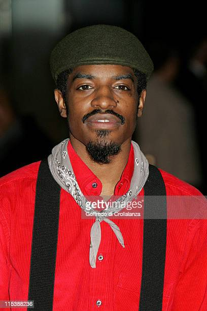 Andre Benjamin during Revolver London Premiere Arrivals at Odeon Leicester Square in London Great Britain