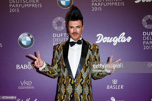 Andre Borchers attends the Douglas At Duftstars 2015 on May 07 2015 in Berlin Germany