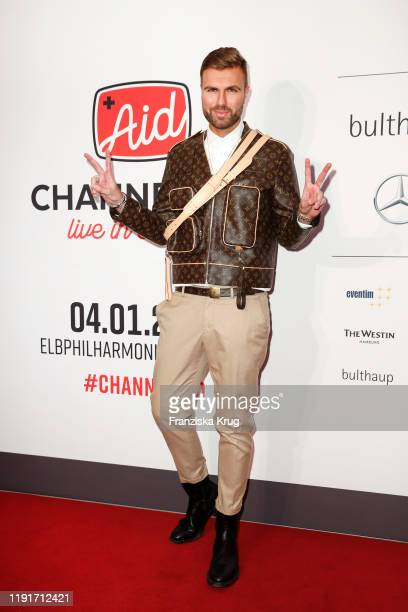 Andre Borchers during the Channel Aid Live in concert at Elbphilharmonie on January 4 2020 in Hamburg Germany