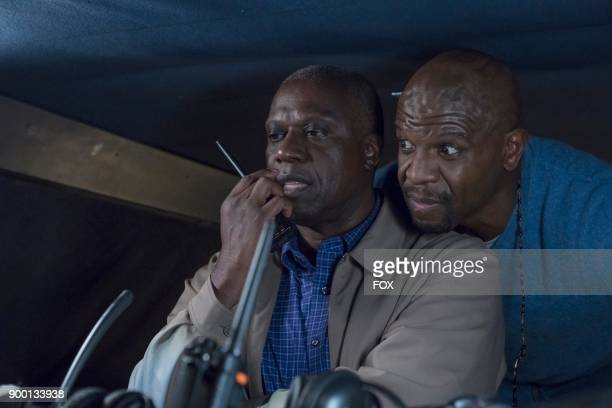 Andre Braugher and Terry Crews in the Bad Beat episode of BROOKLYN NINENINE airing Tuesday Oct 31 on FOX
