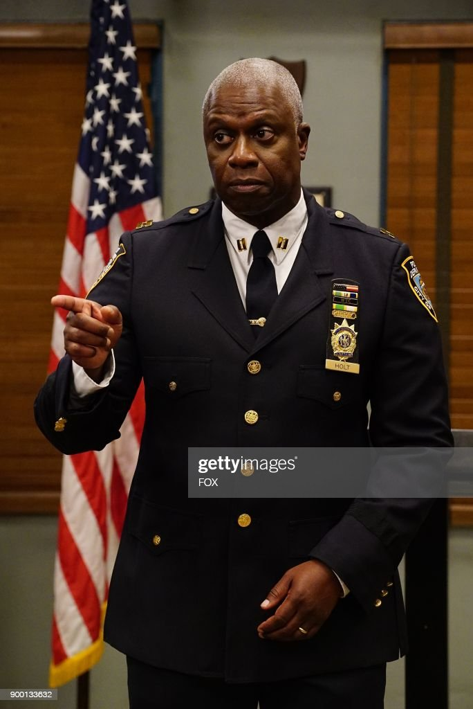 Andre Braugher in the Game Night - The Favor special one hour episode of BROOKLYN NINE-NINE airing Tuesday, Dec. 12 (9:30-10:00 PM ET/PT) on FOX.