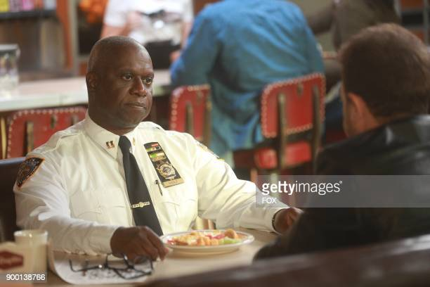 Andre Braugher in the Game Night The Favor special one hour episode of BROOKLYN NINENINE airing Tuesday Dec 12 on FOX