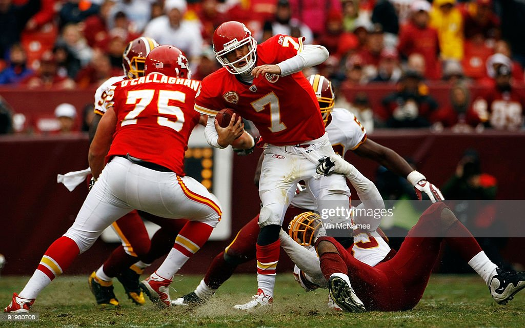 Kansas City Chiefs v Washington Redskins