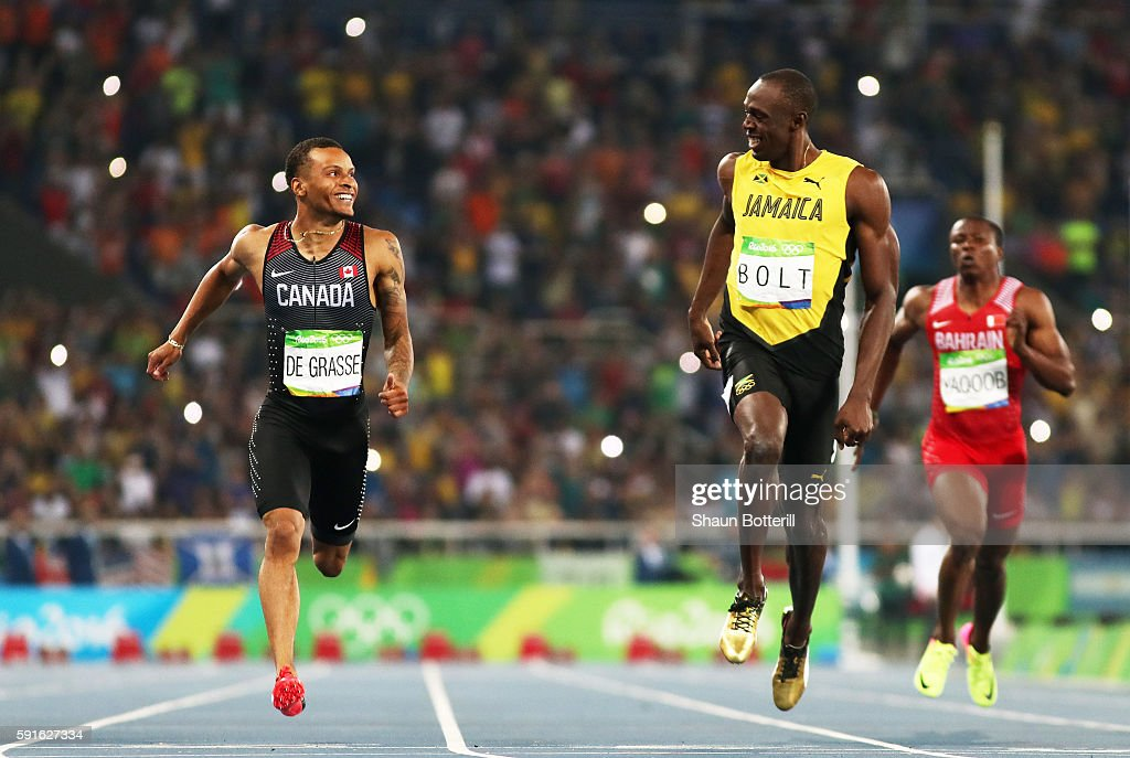 Athletics - Olympics: Day 12 : News Photo