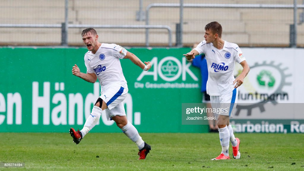 Sportfreunde Lotte v SC Paderborn 07 - 3. Liga