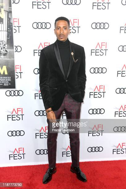 """Andre De'Sean Shanks attends the """"Queen & Slim"""" Premiere at AFI FEST 2019 presented by Audi at the TCL Chinese Theatre on November 14, 2019 in..."""