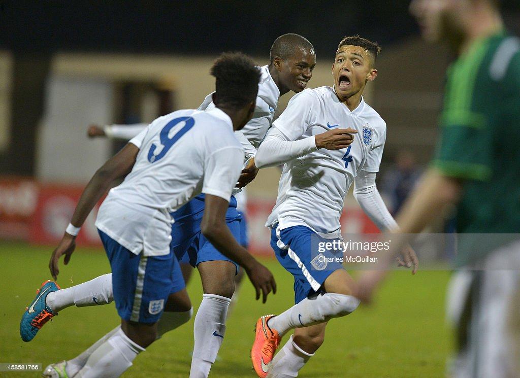 Northern Ireland U16 v England U16 - Victory Shield : News Photo
