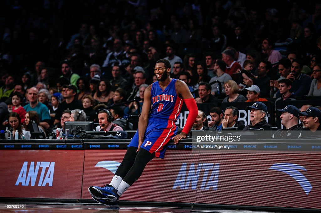 Brooklyn Nets v Detroit Pistons : News Photo