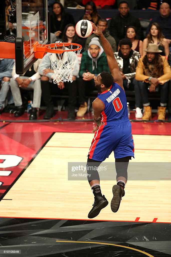 Andre Drummond: Detroit Pistons MVP - Page 2  |Andre Drummond Pistons Dunk