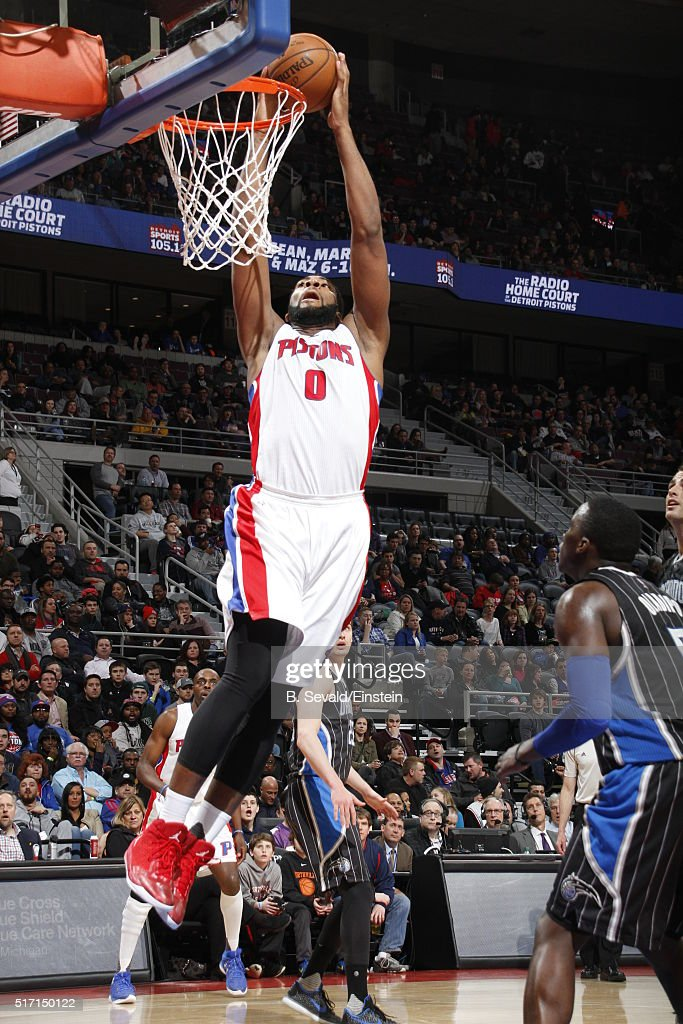 Pistons set NBA's worst free-throw mark in 109-86 loss to ...  |Andre Drummond Pistons Dunk