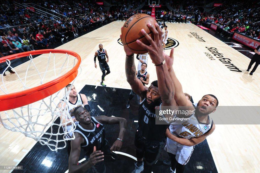 Detroit Pistons v Atlanta Hawks : News Photo