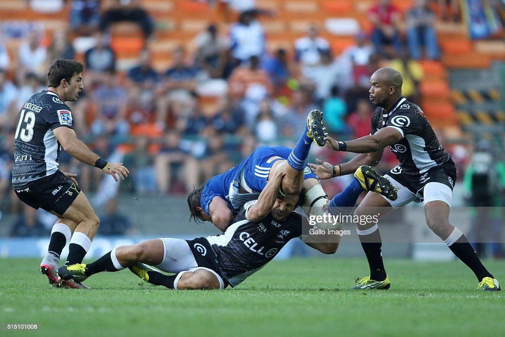 Super Rugby Rd 3 - Stormers v Sharks
