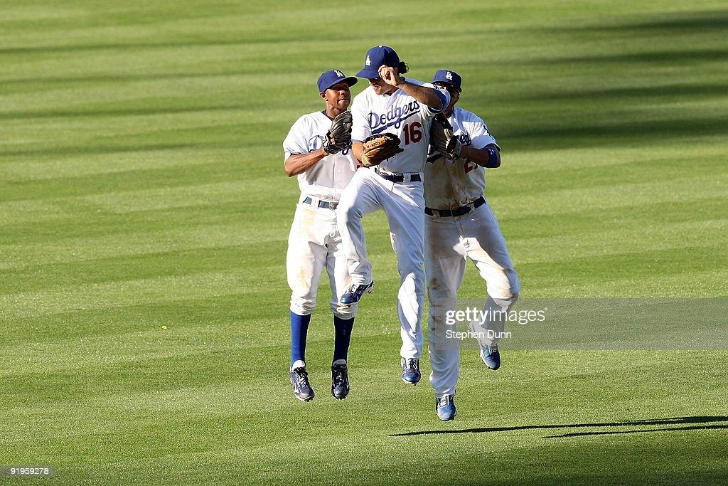 Philadelphia Phillies v Los Angeles Dodgers, Game 2