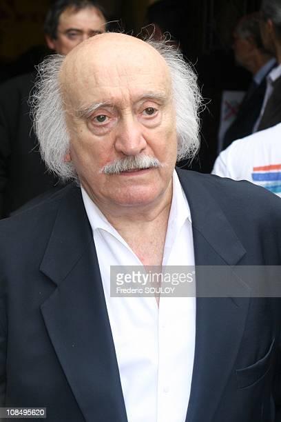 Andre Gaillard in France on June 19 2006