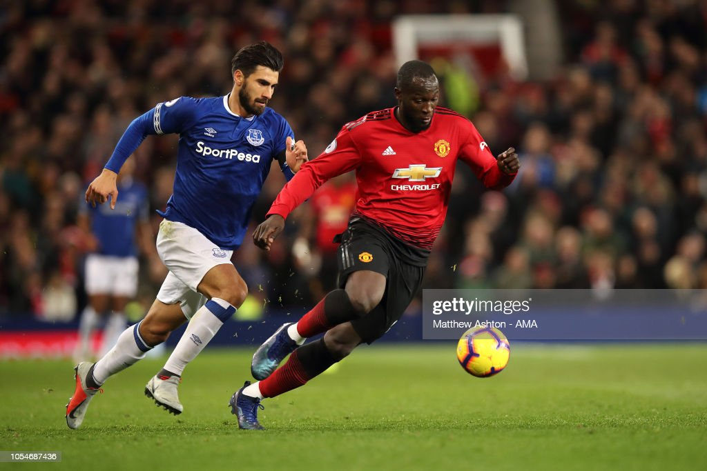 Manchester United v Everton FC - Premier League : News Photo