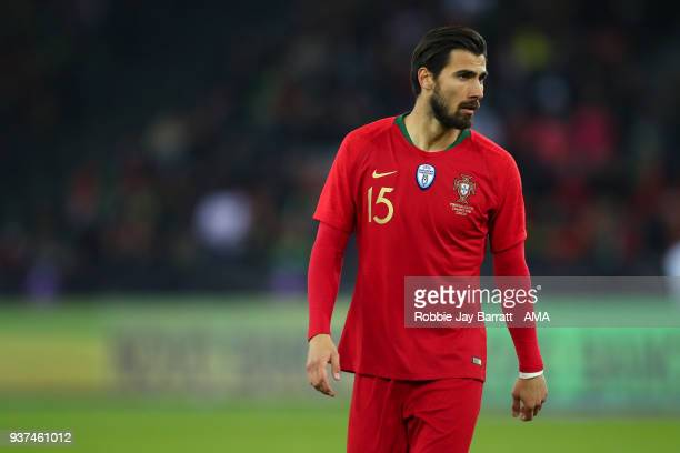Andre Gomes of Portugal during the International Friendly match between Portugal and Egypt at Stadion Letzigrund on March 23 2018 in Zurich...