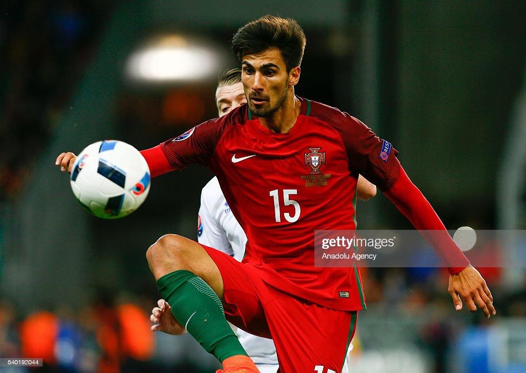 Portugal vs Iceland - EURO 2016 : News Photo