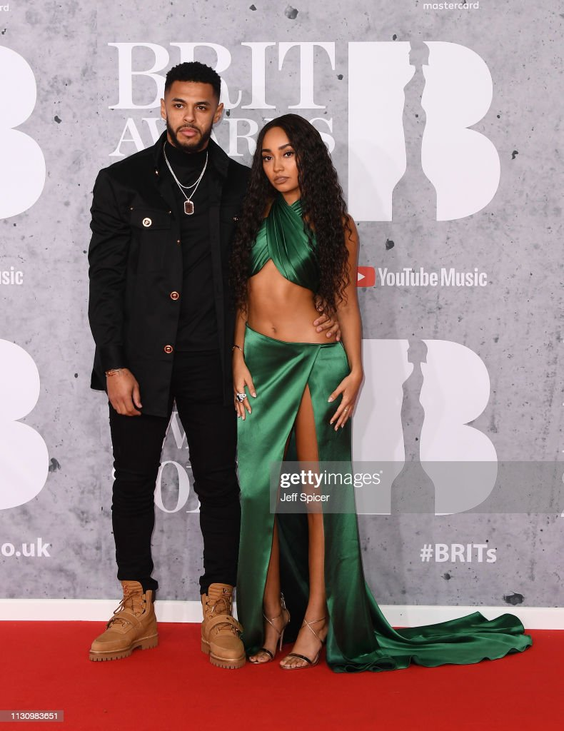 The BRIT Awards 2019 - Red Carpet Arrivals : Nachrichtenfoto