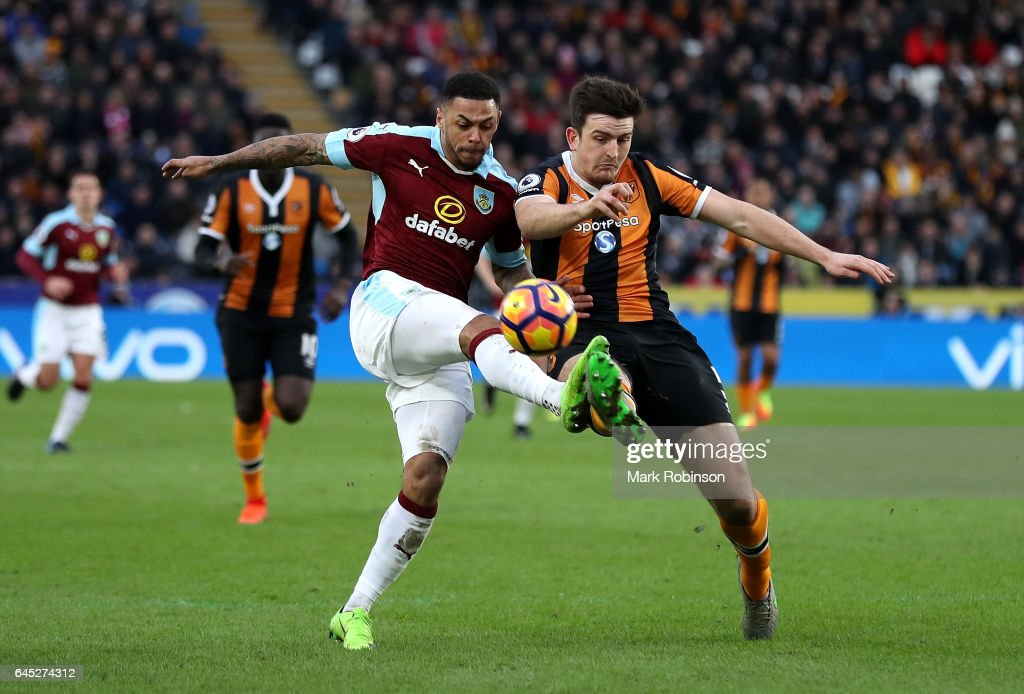 Hull City v Burnley - Premier League