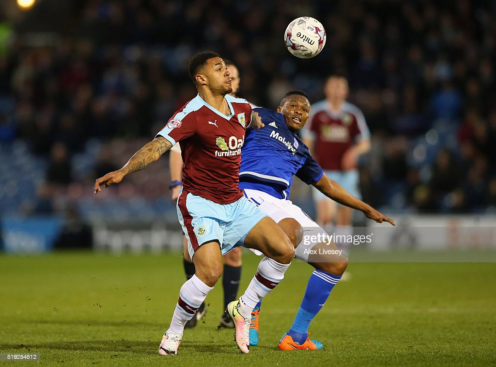 Burnley v Cardiff City - Sky Bet Championship