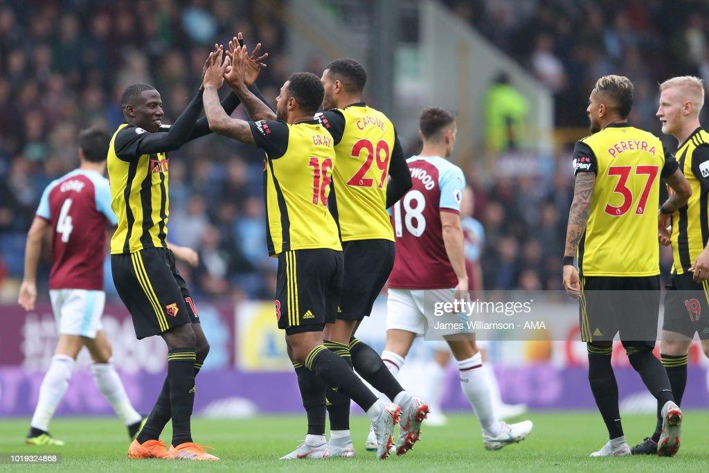Burnley FC v Watford FC - Premier League