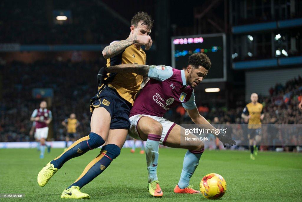 Aston Villa v Bristol City - Sky Bet Championship : ニュース写真