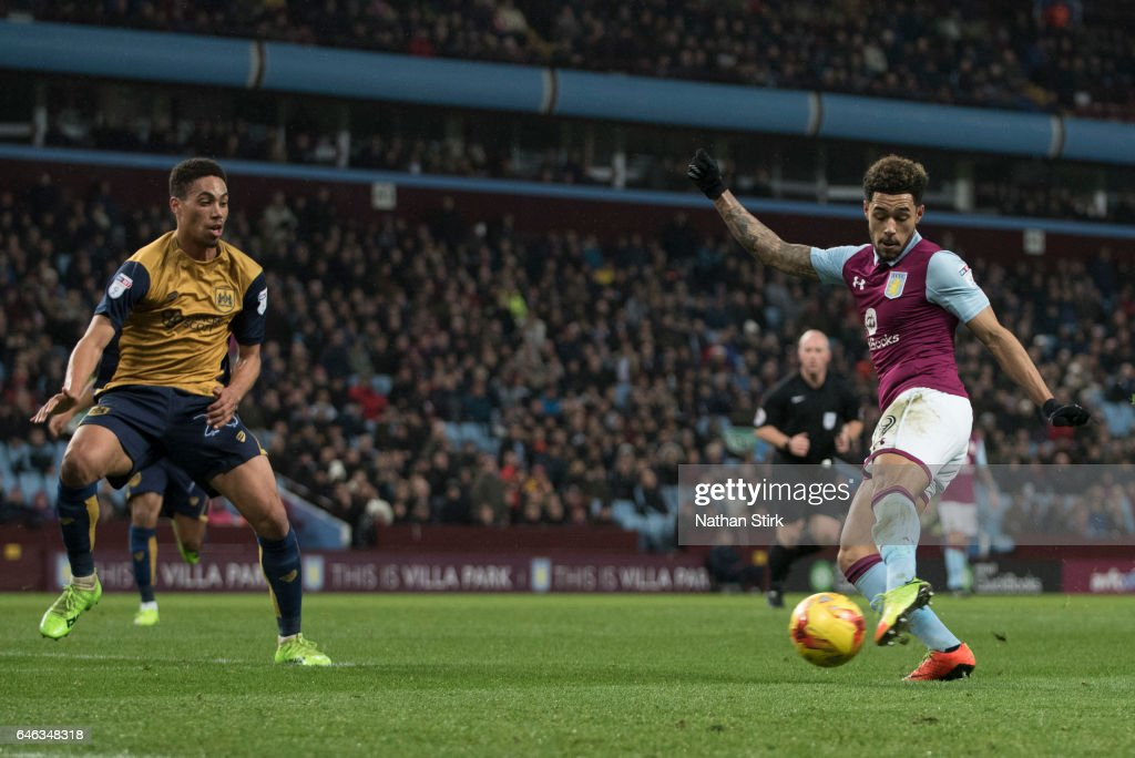Aston Villa v Bristol City - Sky Bet Championship : News Photo