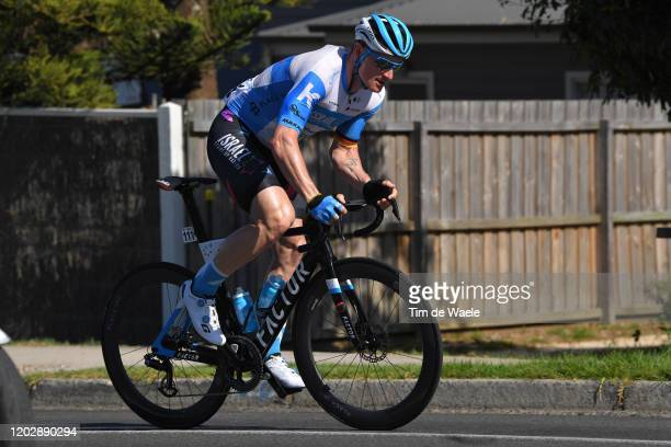 Andre Greipel of Germany and Team Israel Start-Up Nation / during the 4th Towards Zero Race Torquay 2020, Men Elite 130km race from Torquay to...