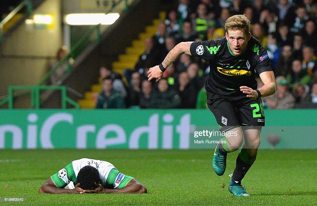 Celtic FC v VfL Borussia Moenchengladbach - UEFA Champions League : News Photo