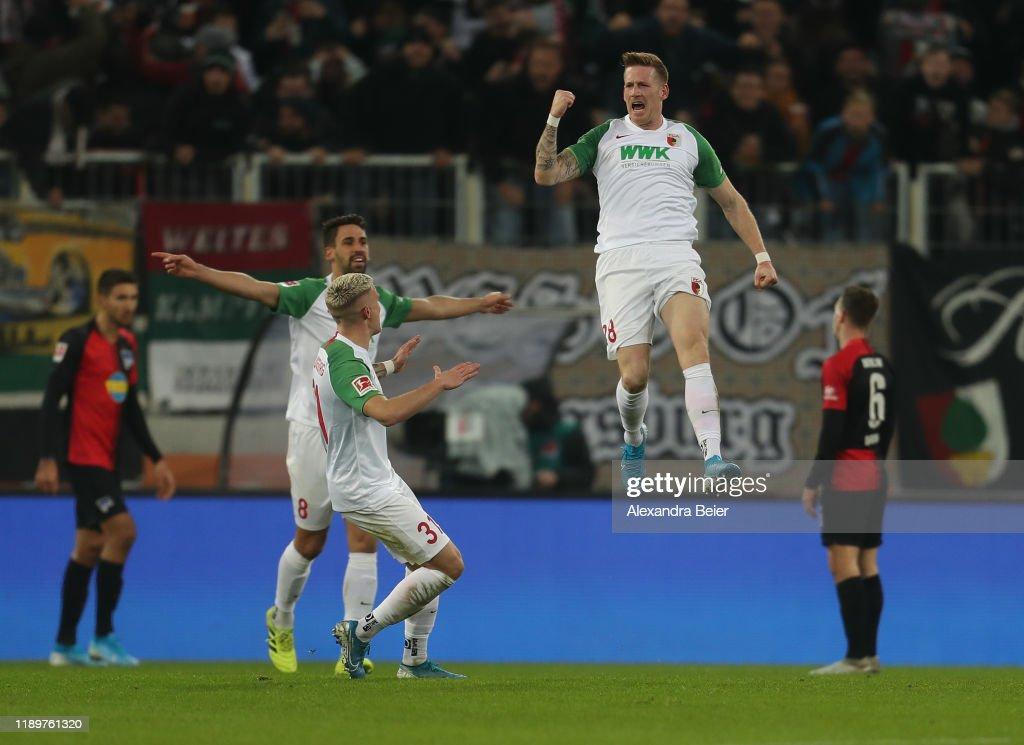 FC Augsburg v Hertha BSC - Bundesliga : ニュース写真