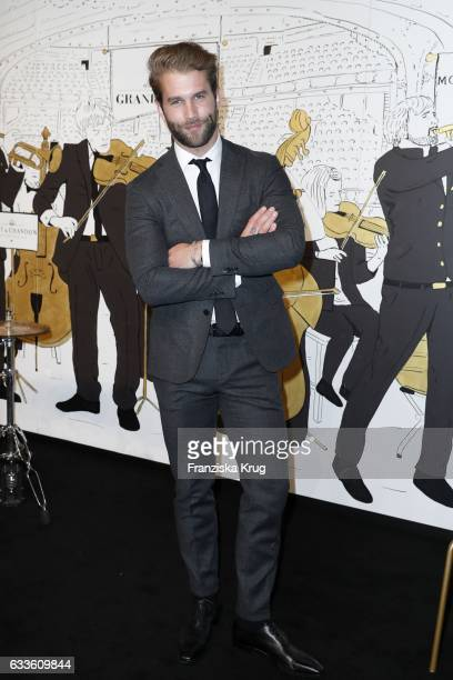 Andre Hamann attends Moet Chandon Grand Scores 2017 at Umspannwerk on February 2 2017 in Berlin Germany
